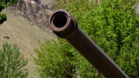 Старое главное оружие машинного оборудования