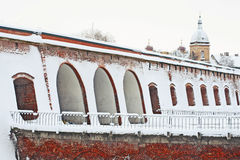 Старое городище бастиона в Timisoara Стоковая Фотография RF
