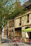 Старое городское Бове Стоковое фото RF