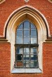 Старое готское окно Стоковая Фотография RF