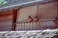 Старое деревянное Стоковые Фото