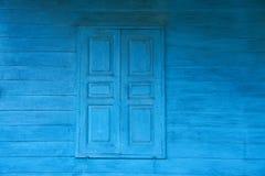 Старое деревянное Windows Стоковая Фотография RF