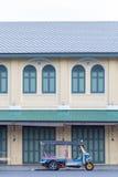 Старое желтое здание Стоковые Фото