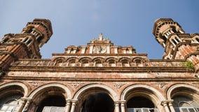 Старое здание в Ченнаи, Индия Стоковая Фотография RF