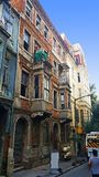 Старое здание Стамбула стоковые изображения