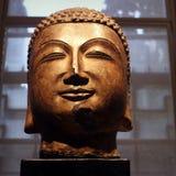 Старое золото Будда Стоковое Изображение RF