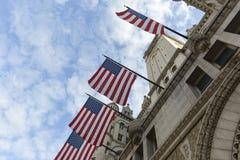 Старое здание почтового отделения, Вашингтон, DC Стоковое Фото
