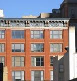 Урбанские просторные квартиры Стоковое Изображение