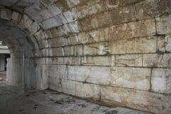 Старое здание Рима Стоковая Фотография