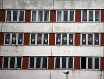 Старое здание стационара Стоковая Фотография RF