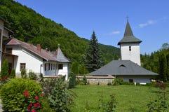 Старое здание церкви в Трансильвании, Румынии Стоковое Изображение RF