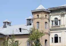 Старое здание Стоковое Изображение