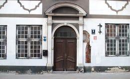 Старое здание Стоковая Фотография RF