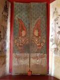 Старое изображение на Wat Mung в Таиланде стоковые изображения