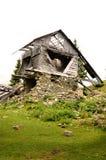 Старое каменное здание стоковые изображения rf