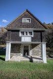 Старое каменное здание мельницы Стоковое Фото