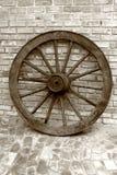 старое колесо Стоковые Изображения RF