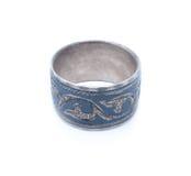 старое кольцо стоковая фотография rf
