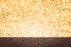 Старое коричневое и винтажное верхнее деревянное backgrou текстуры пола полки Стоковые Фото