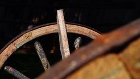 старое колесо сток-видео