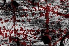 Старое кровопролитное grunge иллюстрация штока