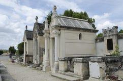Старое кладбище Стоковое фото RF