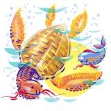 Старое море 1 Стоковые Изображения