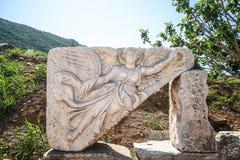 Старое Найк богини Стоковые Изображения