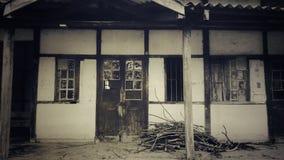 Старое общежитие мальчиков Стоковая Фотография RF