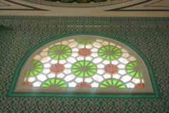 Старое окно в старом доме Стоковые Изображения RF