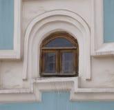 старое окно деревянное Стоковая Фотография RF