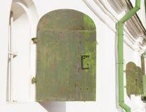 старое окно деревянное Стоковые Фото