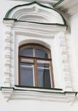 старое окно деревянное Стоковые Изображения RF