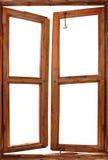 старое окно Стоковая Фотография RF