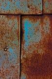 старое олово листов стоковая фотография rf