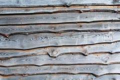 Старое перекрытие деревянных доск Стоковые Изображения RF