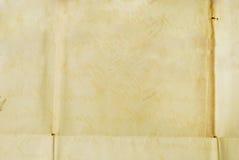 Старое письмо - текстуры предпосылки Стоковое Изображение