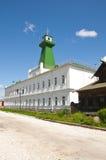 Старое пожарное депо Стоковая Фотография