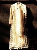 Старое платье Стоковые Фотографии RF