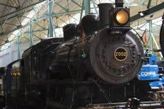 Старое работая strassburg locomovite i пара, PA Стоковое Изображение