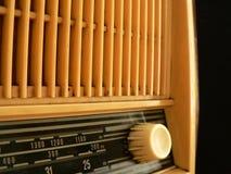 старое радио Стоковая Фотография RF