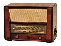 старое радио Стоковые Изображения RF