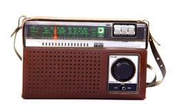 старое радио Стоковое фото RF