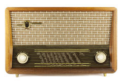 Старое радио Стоковое Изображение RF