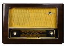 старое радио Стоковое Фото