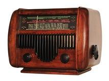 старое радио Стоковая Фотография