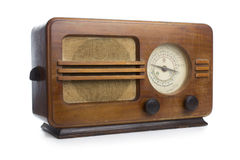 Старое радио Стоковые Фото
