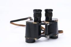 Старое ретро бинокулярное Стоковое фото RF