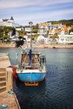 Старое рыболовецкое судно Стоковые Фото