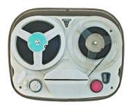 Старое сетноое-аналогов recorde Стоковое Изображение RF